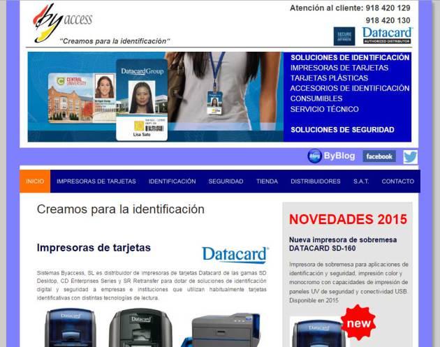 Nuevo sitio www.byaccess.com