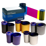 Compre on-line consumibles para impresoras de tarjetas datacard cp cd clm