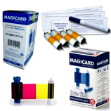 Compre on-line consumibles para impresoras de tarjetas magicard