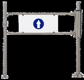 Portillo acceso minusvalidos manual