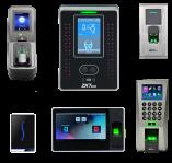 Terminales de control de accesos